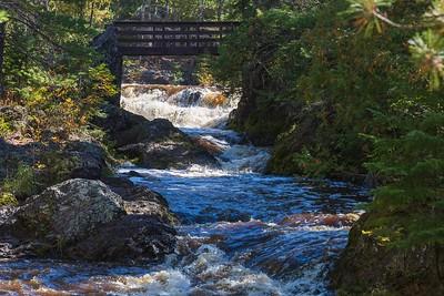 DA110,DT,Upper Falls Amnicon State Park WI-1