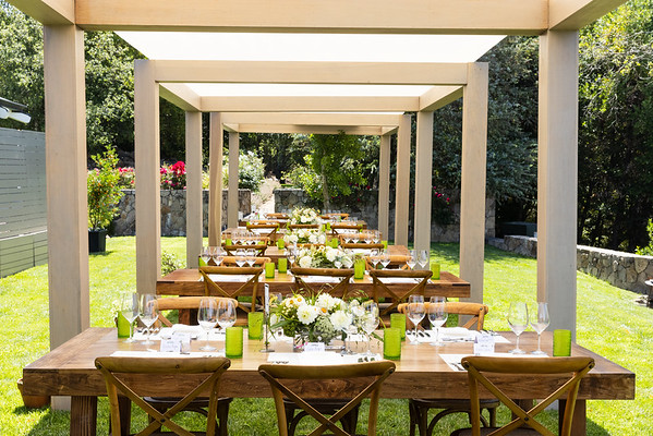 Vintner's Luncheon hosted by the Antinori Family and the Antica Foundation