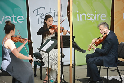 Festival Live! Chamber Series at the CIA at Copia