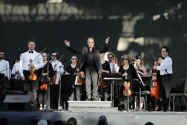 Opera Under the Stars at Charles Krug