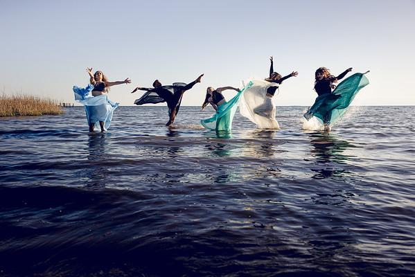 Melange RISE for Mother Earth - Promo Shoot