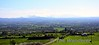 The view from Knockaunatee on the Castleisland - Abbeyfeale Road looking towards thefire in Killarney National Park, a distance of approx 18 miles away. Sun 25.04.21