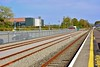 The run round loop and siding at Killarney have recently been relaid, replacing track that was laid in 1998 follwing the rationalisation of the yard in that year. Fri 23.04.21