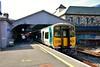 2605 + 2616 at Killarney with the 1525 Mallow - Tralee. Fri 23.04.21