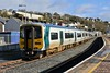 2608 + 2607 stabled in the carriage road at Cork. Fri 29.01.21