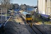 2807 + 2808 departs from Nenagh with the 1005 Ballybrophy - Limerick. Sat 09.01.21
