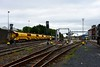 View of Limerick Depot on the right, with the yard on the left. Wed 14.07.21<br /> <br /> Photo taken in course of duties.