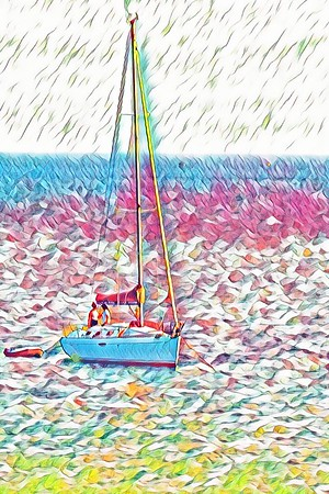 Cruising on Port Phillip Bay