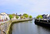 The North Channel of the River Lee at Pope's Quay. Sat 01.05.21