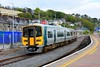 2611 + 2612 stand in Cork's Coaching Siding spare for the day. Sat 01.05.21