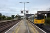 2811 + 2812 at Ballybrophy with the 0630 from Limerick via Nenagh. Tues 06.10.21