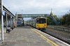 2804 + 2803 arrives into Nenagh with the 1008 Ballybrophy - Limerick. Thurs 14.10.21