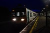 2801 + 2802 wait to depart Nenagh with the 0630 Limerick - Heuston. Mon 18.10.21