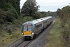 22028 passes Barry Beg outside Athlone with the 1550 Westport - Heuston. Sun 17.10.21