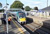 22040 departs Thurles with the 1525 Cork - Heuston. Wed 22.09.21