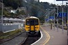 2607 + 2608 gets underway from Cork with the 1515 to Midleton. Wed 22.09.21