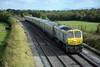 232 brings the 1300 Heuston - Cork through Cherryville Jct. Wed 29.09.21