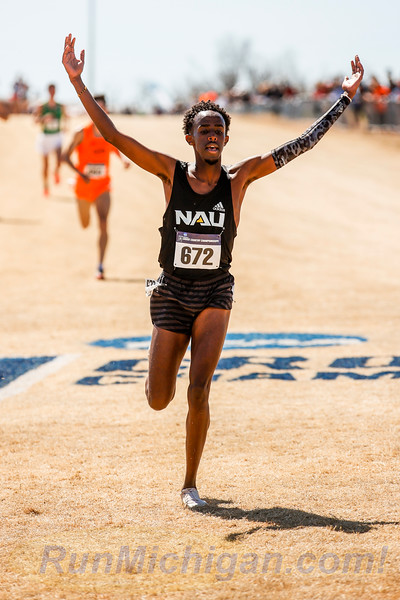 2020 NCAA Division I Men's and Women's Cross Country Championship