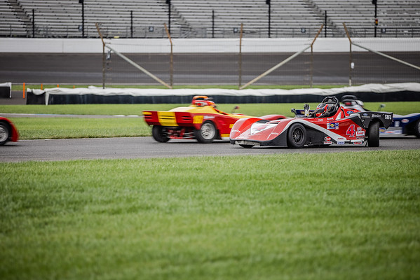 SRF3 at the 2021 SCCA RunOffs at Indianapolis Motor Speedway