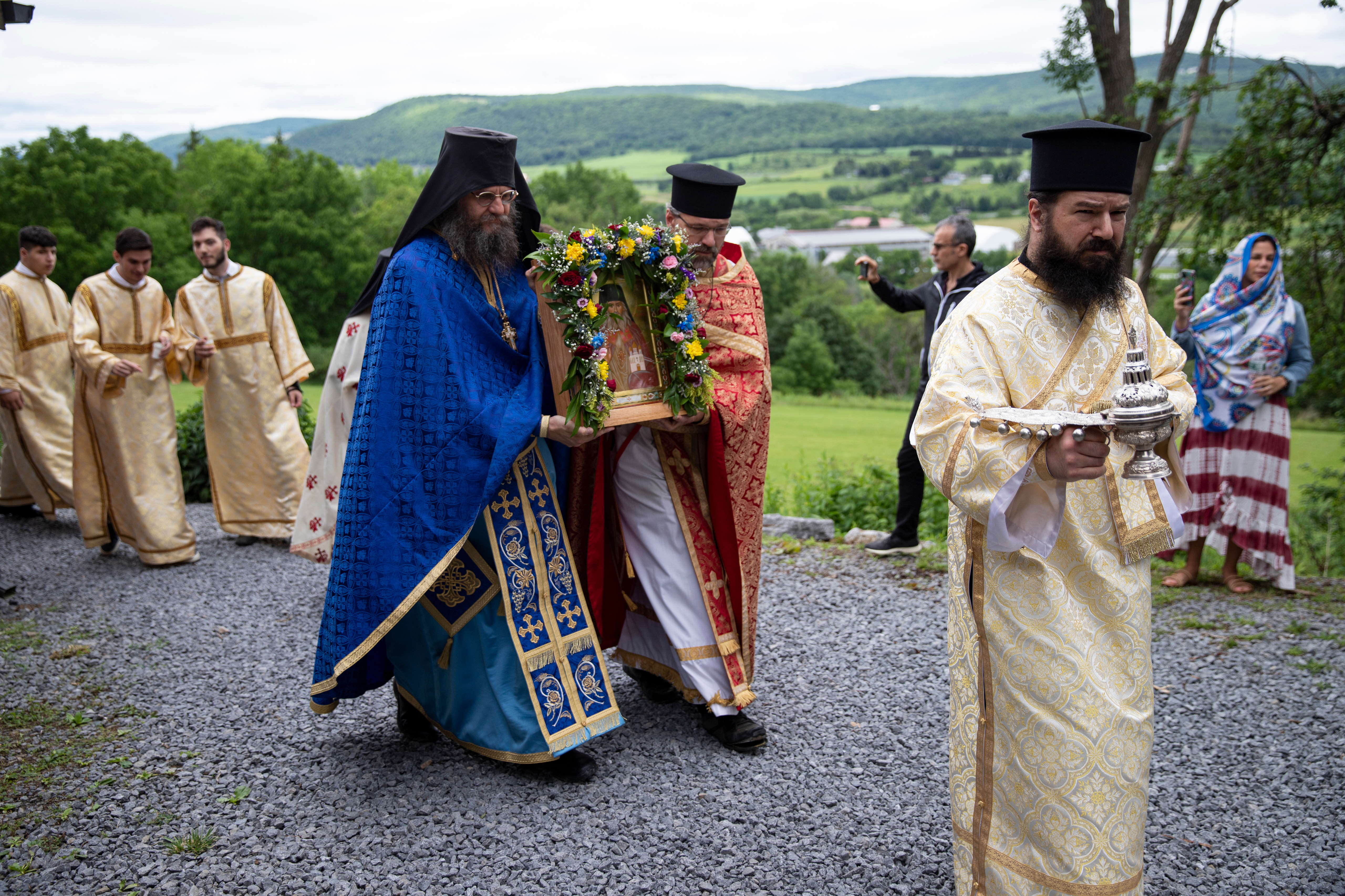Monastery Feast, Clergy Conference & Ordination