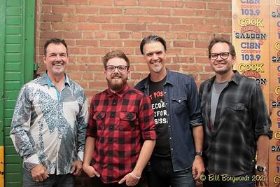 Bill & Brett Hanson, Darren Gusnowsky, Rob Shapiro - Four Dollar Bill - Cook County 9-21  139