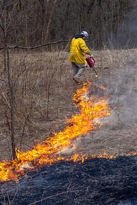 DA022,DJ,Mines of Spain controlled prairie burn