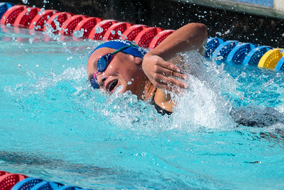 Chloe Hickman - 400m IM