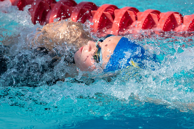 Genevieve Chomin - 100m Backstroke - 2021 Summer Sectionals