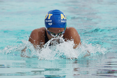 Zara Masud 200m IM prelims - 2021 Sectionals - Fullerton