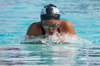 Allyson Kusuma - 200m IM prelims - 2021 Sectionals - Fullerton