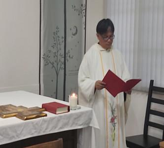 Pho 2021 Jul 11 Solemn vows