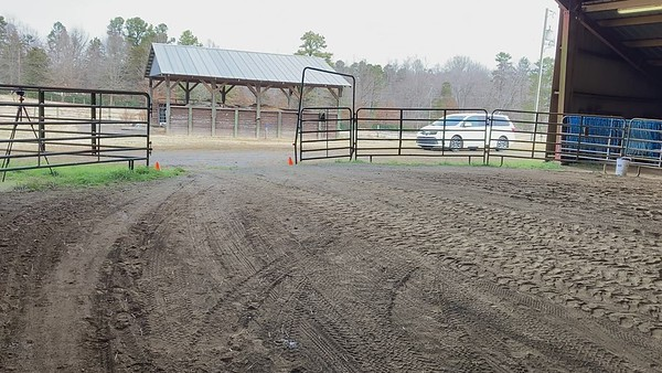 Horse barn debrief