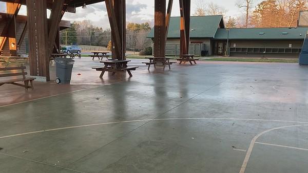 Pavilion debrief