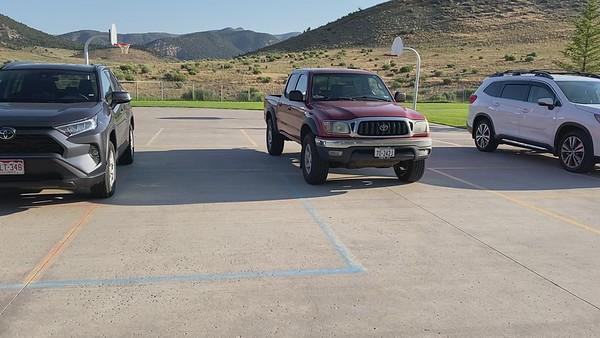 7 18 2021, Meeker, CO, NW1-Vehicles-car