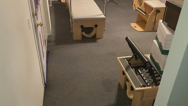 Debrief Interior 2 - Exercise Room