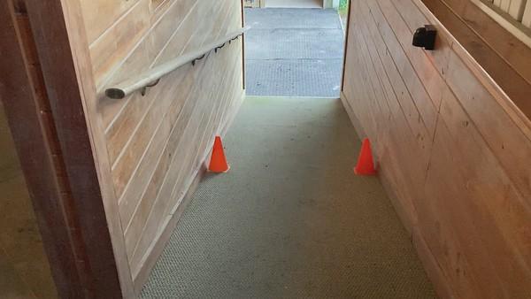 Debrief Interior 1 - Arena Bathroom
