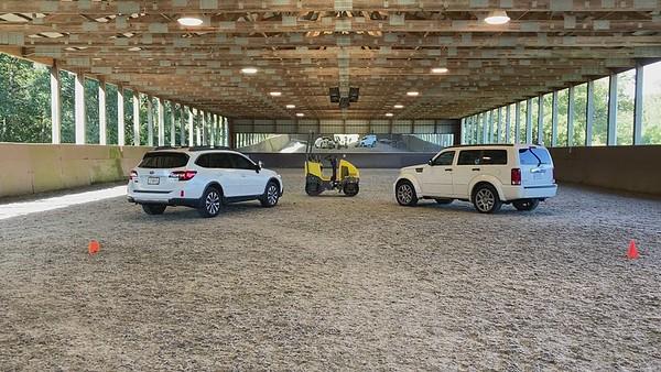 Debrief Vehicles 1 - Arena