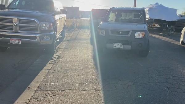 Sat  Oct 16, 2021, Loveland, CO NW1-Vehicles