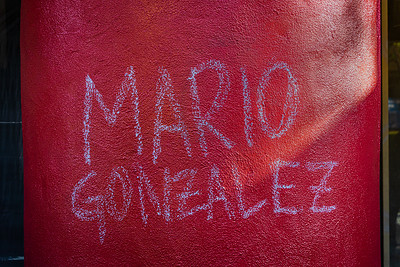San Rafael Gathering to honor Mario Gonzalez