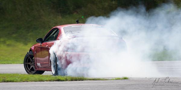 Smoky Mustang