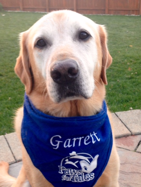 100th Anniversary Mascot - GARRETT