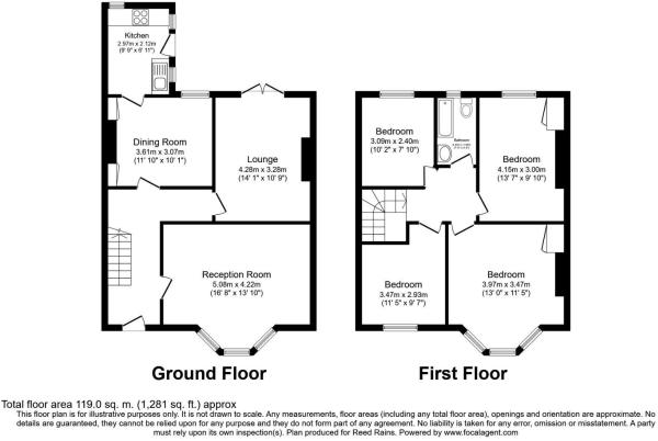 broadfield road – floor plan