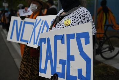 Mar 15, 2021 Abolish Ice Protest
