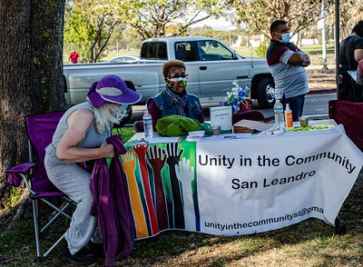 """34  """"Unity in the Community"""" has been working on racial issues in San Leandro"""