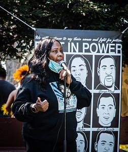18  Rev  Wanda Johnson, mother of Oscar Grant (killed January 2009 in Oakland) shares her experience