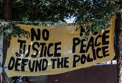 4  No justice, no peace