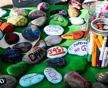36  Memorial stones