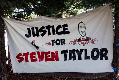 5  Justice for Steven Taylor