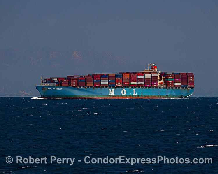 vessel container cargo MOL Prestige 2021 06-24 SB Channel--022