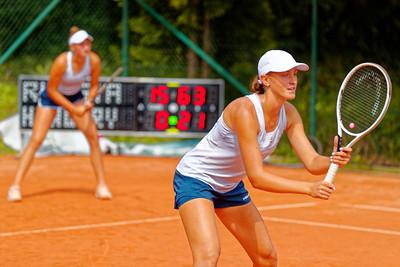 02 01f Doubles - Russia - 2021 European Summer Cups Girls 16 Finals